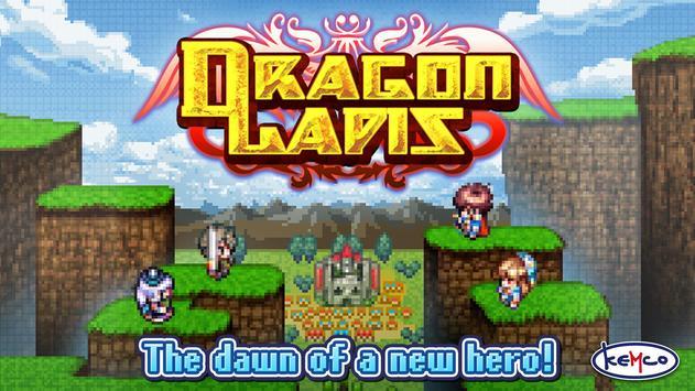 RPG Dragon Lapis poster