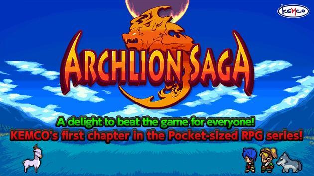 Archlion Saga poster