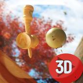 Kendama Worrior 3D Live icon