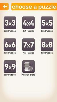 KenKen Classic II apk screenshot