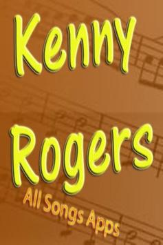 All Songs of Kenny Rogers poster