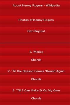 All Songs of Kenny Rogers screenshot 2