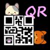 QRコードリーダー 世界一かわいい「にゃ~QRコードリーダー」 アイコン