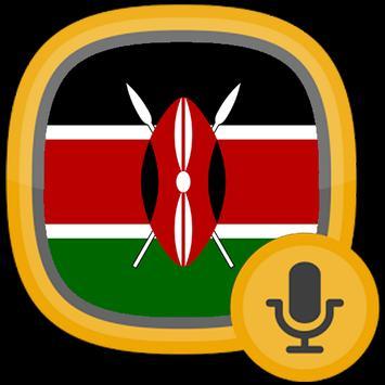 Radio Kenya poster