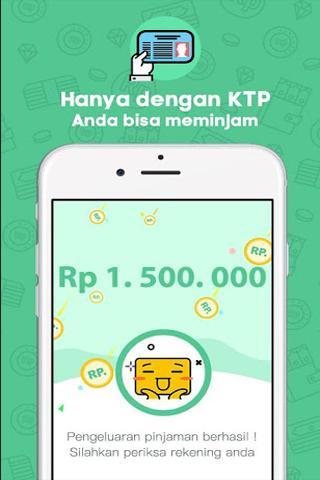 Kta Kilat Pinjam Uang Langsung Cair For Android Apk Download