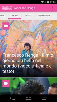 Francesco Renga screenshot 2