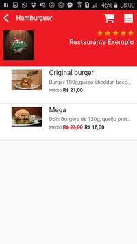 Kfood apk screenshot