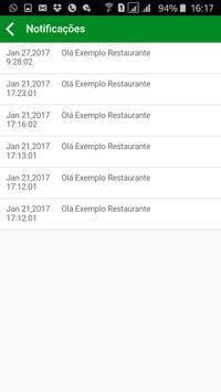 Kfood Comerciante apk screenshot