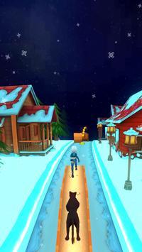 Frozen Princess World Run poster