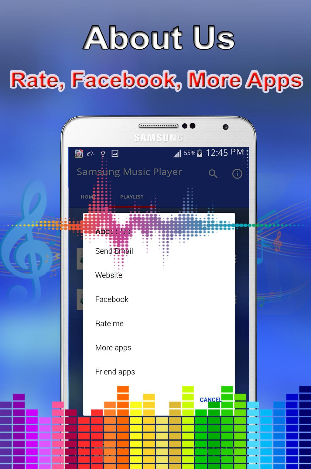 By Photo Congress || Samsung Music Player App Download