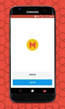 Muslim Messenger App poster