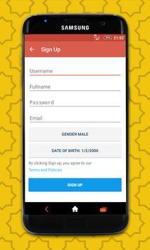 Muslim Messenger App apk screenshot