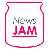 뉴스잼 NewsJAM icon