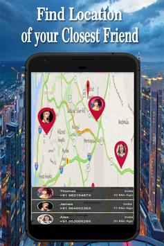 Girlfriend Location Tracker apk screenshot