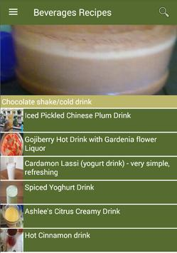 Beverages Recipes poster