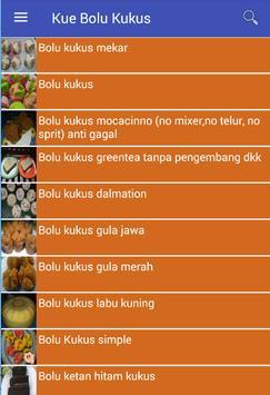 Kue Bolu Kukus screenshot 1