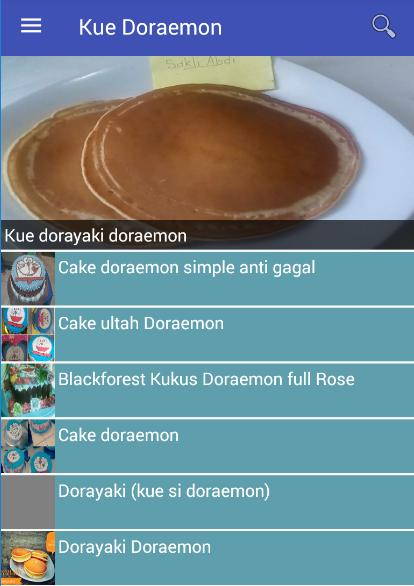 Kue Doraemon For Android Apk Download