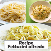 Recipe Fettucini Alfredo icon