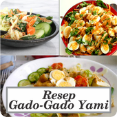 Resep Gado-Gado Yami icon
