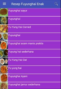 Resep Fuyunghai Enak screenshot 1