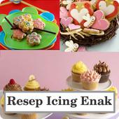 Resep Icing Enak icon