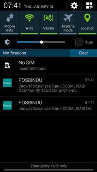 Posbindu Kalisari screenshot 7