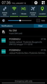 Posbindu Kalisari screenshot 6