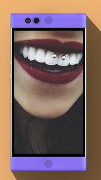 HD Piercing Style Booth Camera apk screenshot