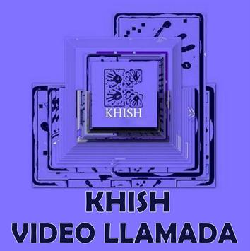 KHISH Video llamada y chat poster