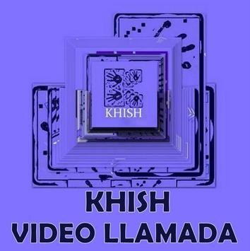 KHISH Video llamada y chat apk screenshot