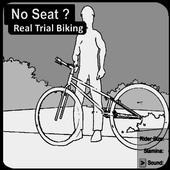 No Seat? - Real Trial Biking 2 icon