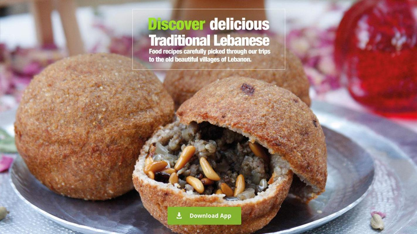 Lebanese food apk download free lifestyle app for android lebanese food apk screenshot forumfinder Gallery