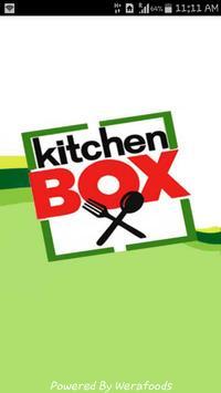 Kitchen Box poster