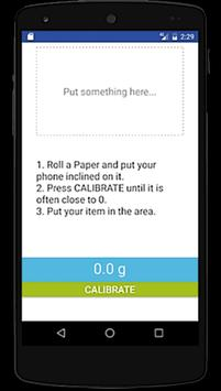 Scale for Kitchen Simulator apk screenshot