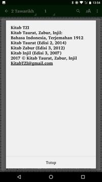 Kitab TZI apk screenshot