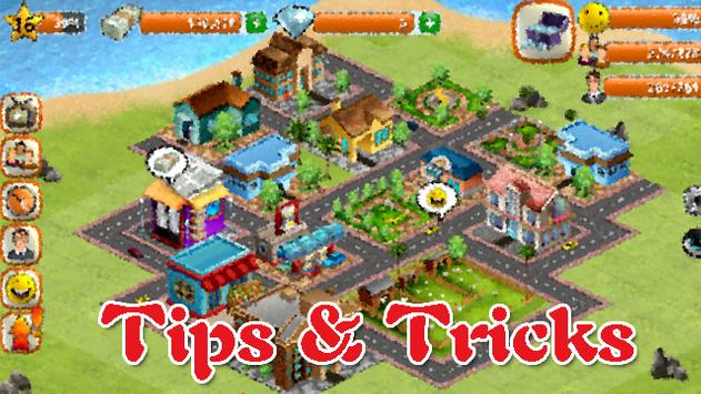 Guide Village City-Island Sim poster