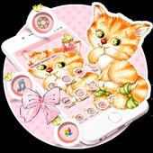 Kitten Anime Wallpaper icon
