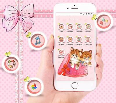 Kitten Anime Wallpaper screenshot 2