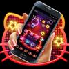 Neon Kitty Wallpaper & Icons ikona