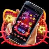 Neon Kitty Wallpaper & Icons icon