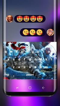 Fairy Tale Keyboard Kitty Rat Wonderland poster