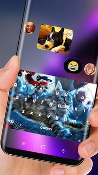 Fairy Tale Keyboard Kitty Rat Wonderland apk screenshot