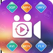Total Video Converter : Video Editor icon