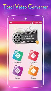 Total Video Converter : Video Editor poster