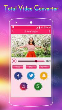 Total Video Converter : Video Editor apk screenshot