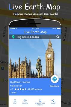 Earth map live satellite view and gps tracker for android apk earth map live satellite view and gps tracker captura de pantalla 1 gumiabroncs Choice Image