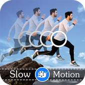 Slow Motion Video Maker : Video Editor Slow Speed icon