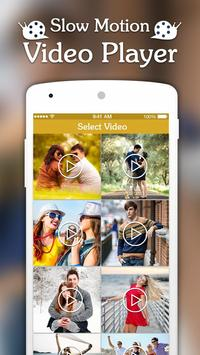 Slow Motion Video Maker : Video Editor Slow Speed screenshot 1