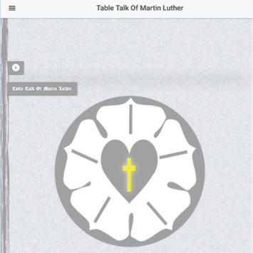 Table Talk, Martin Luther apk screenshot