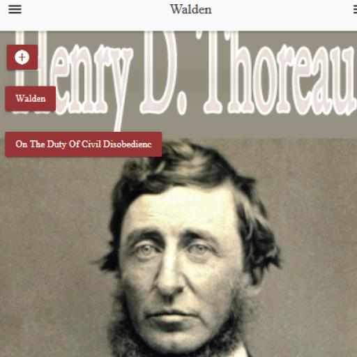Walden By Henry David Thoreau For Android Apk Download